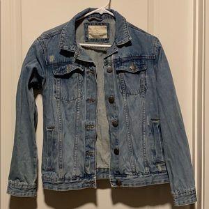 Women's cotton on jean jacket size 4